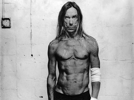 "Iggy Pop Re-Records ""The Passenger"" Via, Um, Skype"