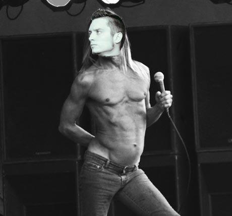 Elijah Wood To Become Iggy Pop