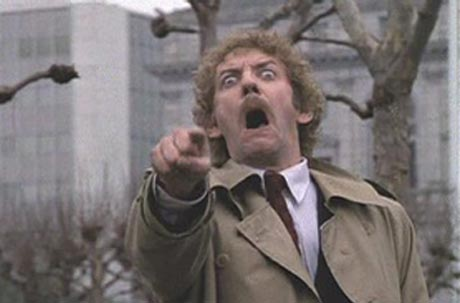 Invasion of the Body Snatchers Philip Kaufman