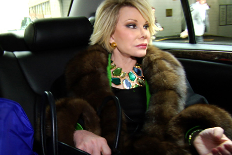 Joan Rivers: A Piece of Work Ricki Stern
