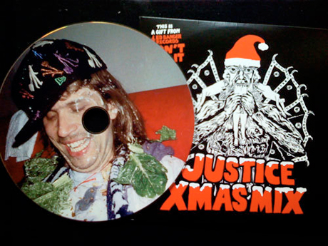 Justice Give Away Rejected Fabriclive Mix As Xmas Gift