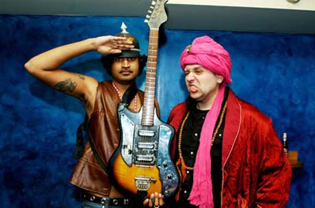 "King Khan & BBQ Show Announce New Album, ""a Love Story of Hate"""