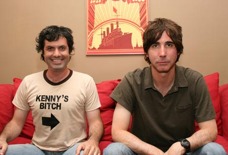 Kenny & Spenny The Exclaim! Questionnaire