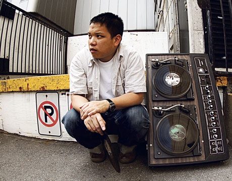 Kid Koala to Perform Cabaret-Style Multimedia Show as Part of Vancouver's 2010 Cultural Olympiad