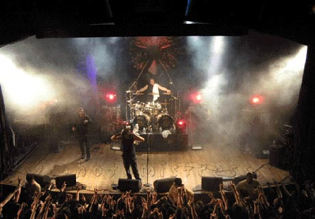 Kreator At The Pulse Of Kapitulation
