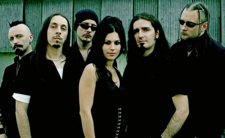Lacuna Coil Visual Karma [Body, Mind and Soul]