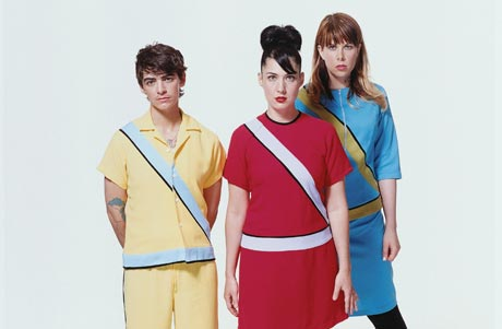 Le Tigre Raise the Stakes