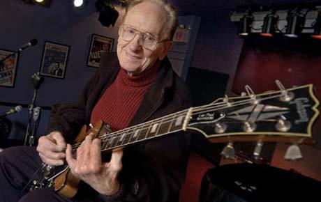 Guitar Legend Les Paul Dies at 94