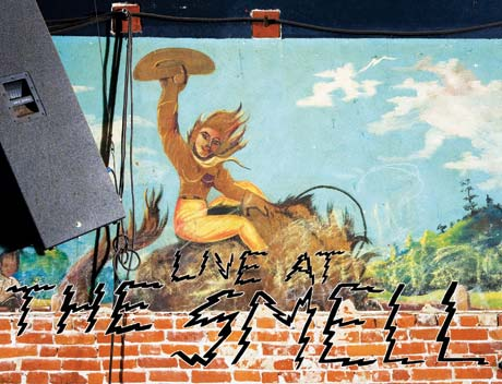 <i>Live at the Smell</i> DVD Featuring No Age, Abe Vigoda, HEALTH and Many More Coming Soon