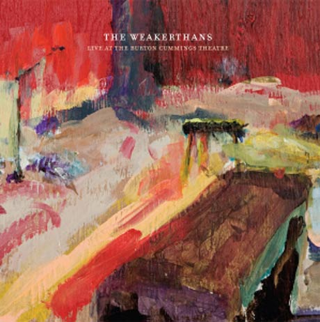 Listen to the Weakerthans' <i>Live at the Burton Cummings Theatre</i> Now on Exclaim.ca
