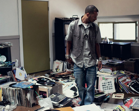 Madlib Completes Two Albums' Worth of Material with Embryo, Promises a Third