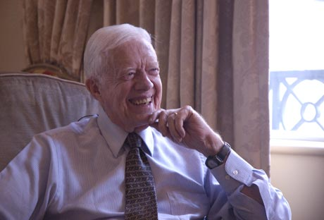 Jimmy Carter Man From Plains Jonathan Demme