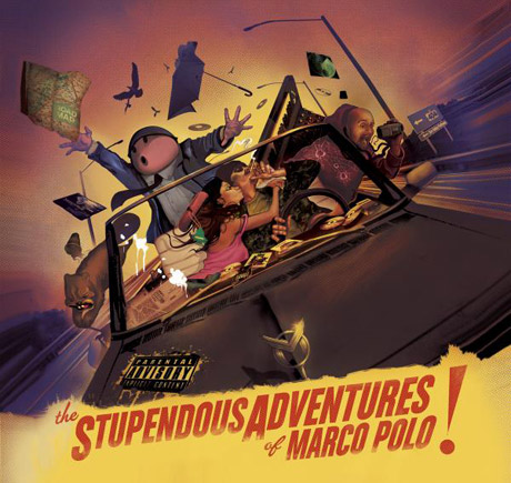 Marco Polo The Stupendous Adventures of...