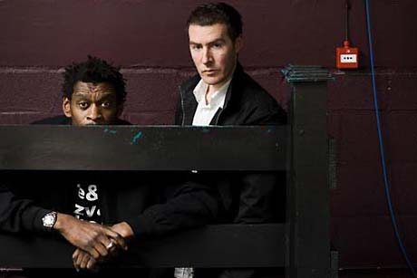 Massive Attack Ready New EP, Tap TV on the Radio's Tunde Adebimpe to Guest