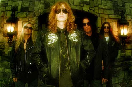 Megadeth Shed Light on Their <i>Endgame</i>