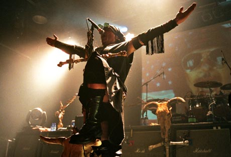 Ministry / My Life With the Thrill Kill Kult / Hanzel Und Gretyl Kool Haus, Toronto ON - October 14, 2004