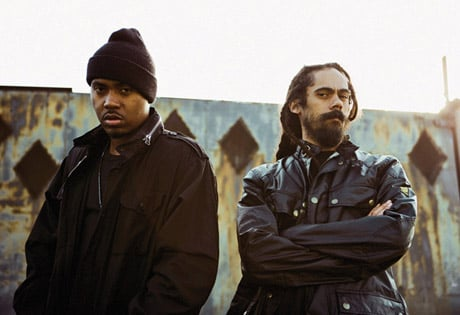 Nas and Damian Marley Distant Relatives