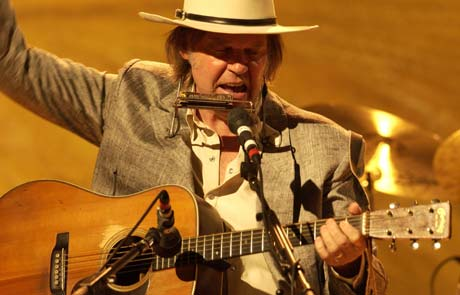 "Neil Young's TIFF Appearance, a 50-foot Michael Jackson Robot and Radiohead's ""Twisted Words"" Lead This Week's News Round-Up"