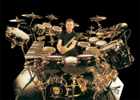 "Rush's Neil Peart to Record New Version of ""The Hockey Theme"""