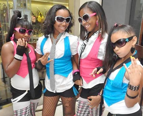 WTF? Daughters of T.I. and Lil Wayne Form the OMG Girlz