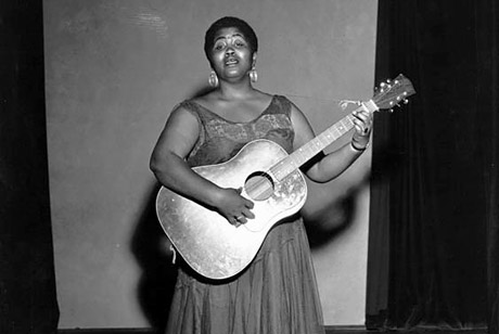 Odetta Hugh's Room, Toronto ON October 24