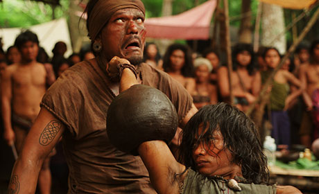 Ong Bak 2: The Beginning Tony Jaa and Panna Rittikrai