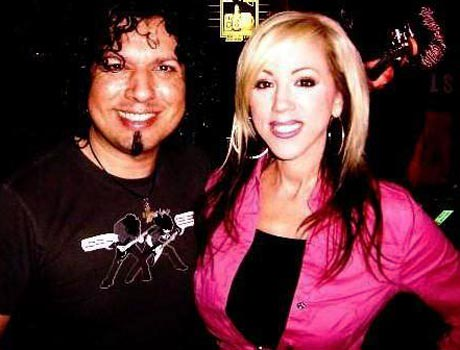 Stryper Guitarist to Wed Former Hooker