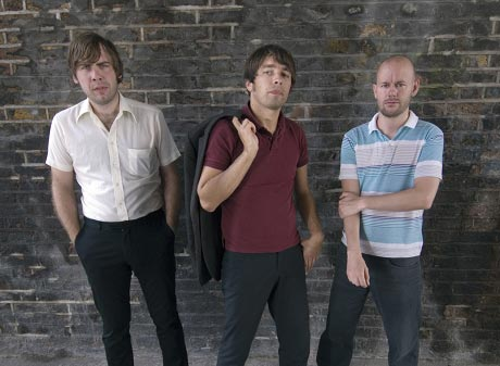 "Peter, Bjorn & John ft. Victoria Bergsman ""Young Folks"""