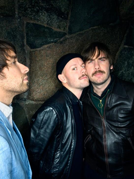 Peter Bjorn and John Living Thing