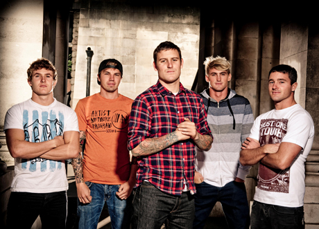 Parkway Drive 'Sleepwalker' (video)