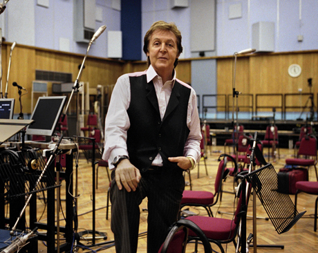 Paul McCartney Signs to Decca for 'Ocean's Kingdom'