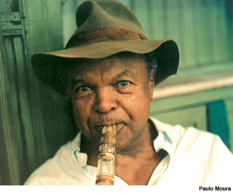 Seu Jorge Remembers Fallen Brazilian Music Pioneer Paulo Moura