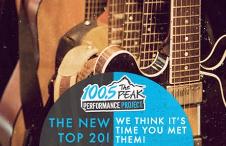 Said the Whale, Adaline, Debra-Jean Make the Top 20 in Vancouver's PEAK Performance Project