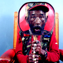 "Lee ""Scratch"" Perry It's His Mad, Mad, Mad, Mad World"