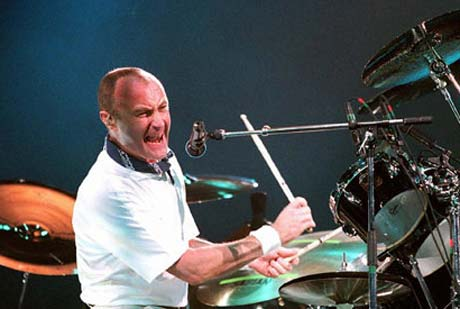 Phil Collins Quashes Rumours That He Will Never Drum Again