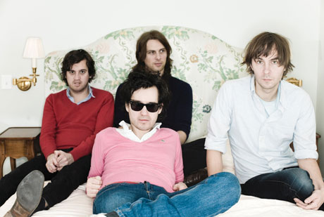 Phoenix to Change Their Pop DNA on New Album