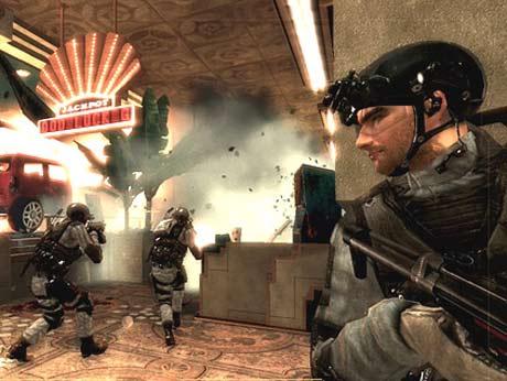 Tom Clancy's Rainbow Six Vegas Xbox 360 / PC