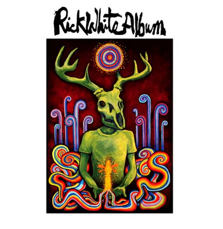 Rick White Releases Third Solo Album, His Most Epic Yet