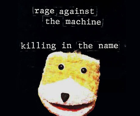 "Rage Against The Machine ""Killing in the Name (Mr. Oizo Remix)"""