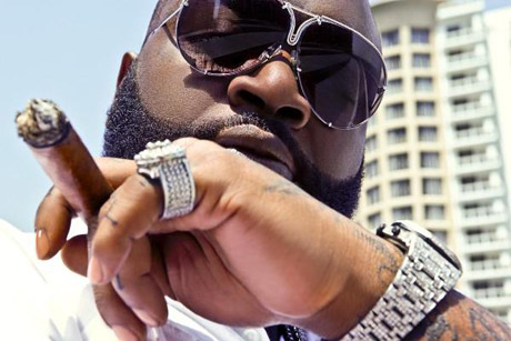 "Rick Ross ""Pandemonium"" (ft. Wale and Meek Mill)"