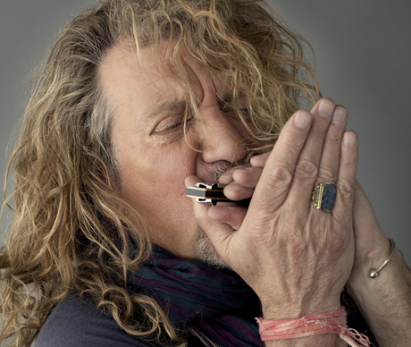 Robert Plant The Mighty Rearranger