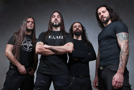 Exclusive: Rotting Christ Dig Up Their Greek Roots for <i>Aealo</i>