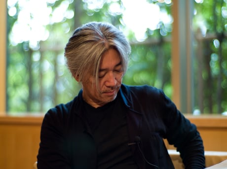 Ryuichi Sakamoto Diagnosed with Throat Cancer