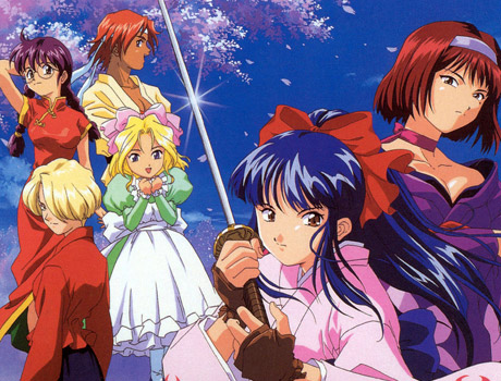 Sakura Wars: So Long, My Love PS2 / Wii