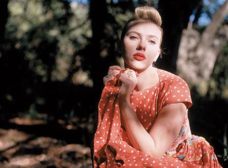 Scarlett Johansson Down in the Bayou
