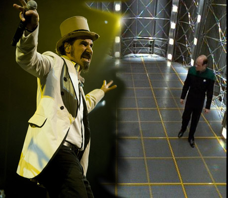 "System of a Serj Proposes ""Holographic Touring"" to Save Planet"