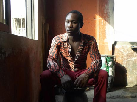Seun Kuti Steps Up