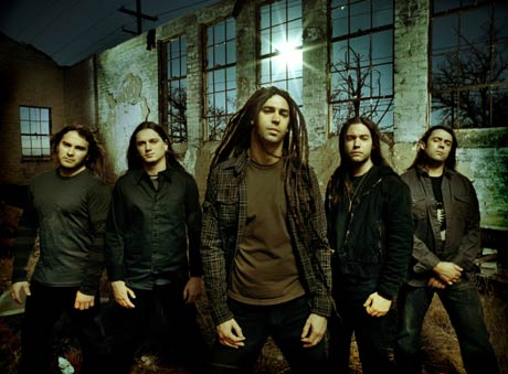 Shadows Fall Gear Up for <i>Retribution</i>