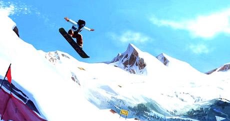 Shaun White Snowboarding: Road Trip Wii