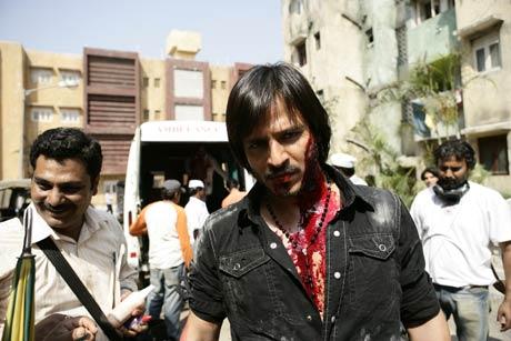 Shot in Bombay Liz Mermin